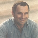 Photo of Yehuda Amichai