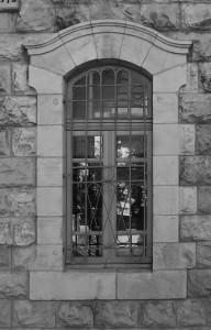 Eliezer Ben Yehuda's window