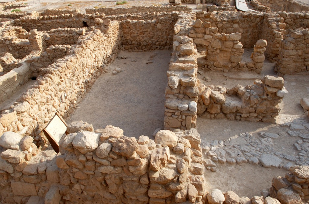 Qumran_L30_scriptorium wikipedia