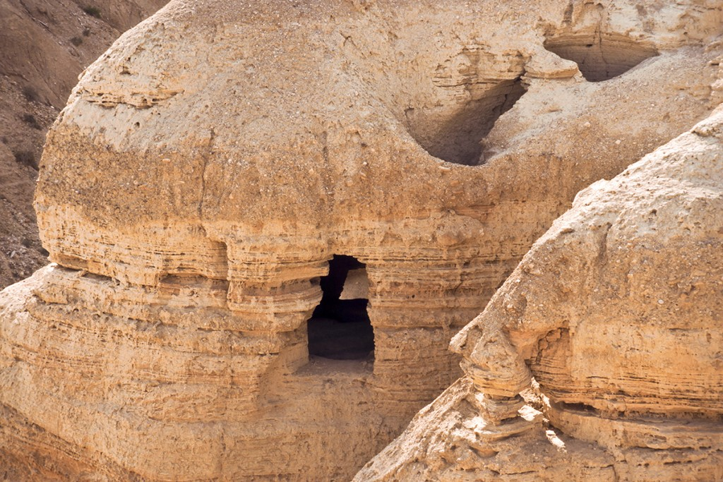 Dead Sea caves