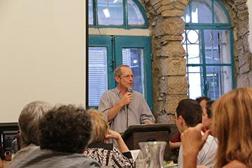 David Ehrlich speaking