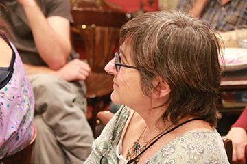 Listener at Tmol Shilshom