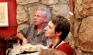 Listeners at Tmol Shilshom